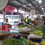 Etal fruits légumes à Melbourne