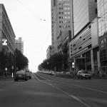 la Trobe Street à Melbourne