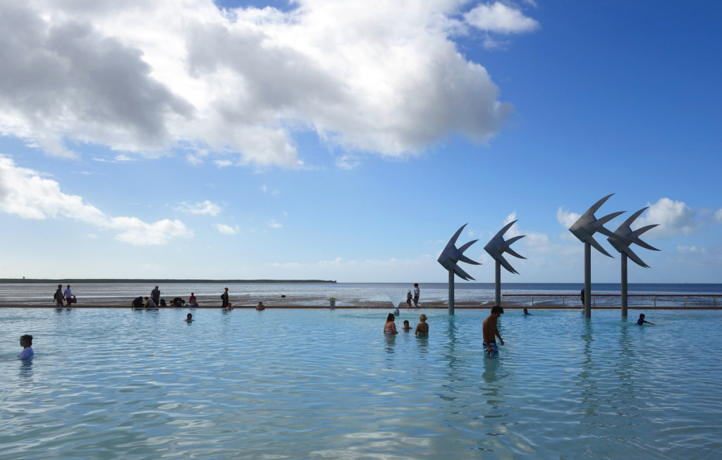 Cairns - Lagoon