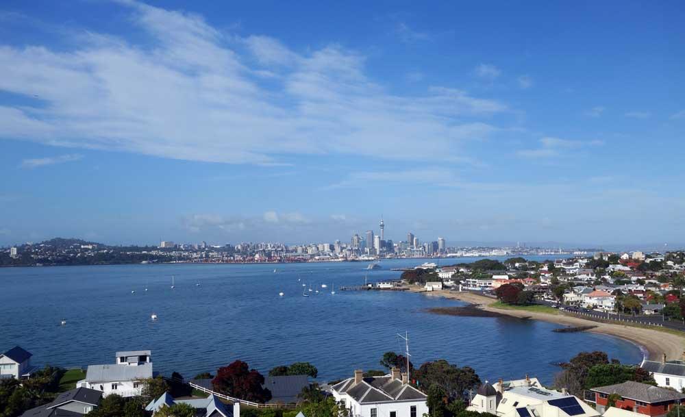 Baie D'Auckland