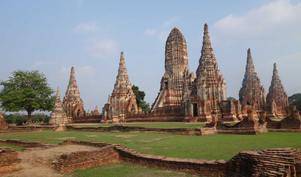Wat Chaiwatthanaram - Ayutthaya