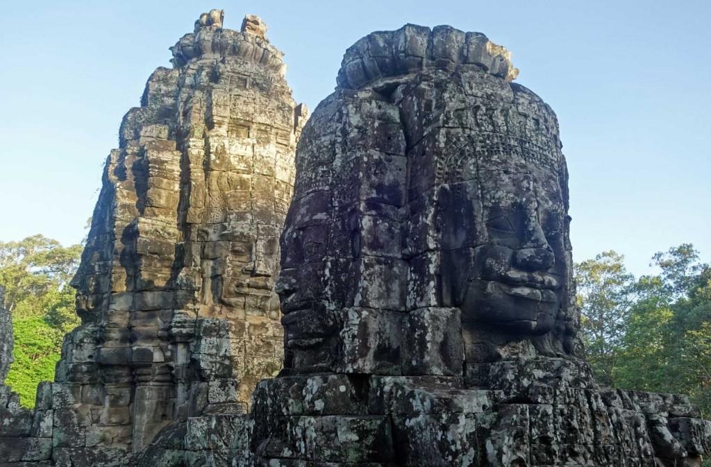 Temple de Bayon - Angkor Thom