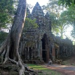 North gate - Angkor Thom